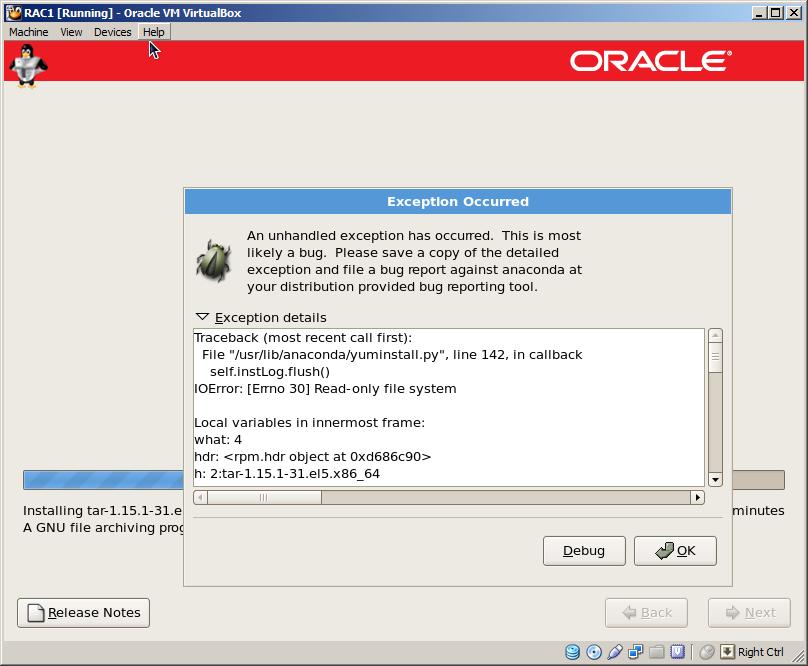 Error_linux